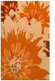 rug #569549 |  red-orange natural rug