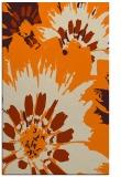 rug #569605 |  orange natural rug