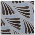 rug #572217 | square blue-violet retro rug