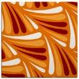 rug #572297 | square orange popular rug