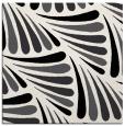 rug #572377 | square black retro rug