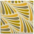 rug #572393 | square yellow rug