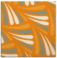 rug #572449 | square light-orange retro rug