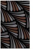 rug #572817 |  black retro rug