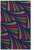 rug #572845 |  green retro rug
