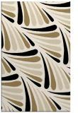 rug #572885 |  blue-green retro rug
