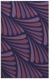 rug #572905 |  purple popular rug