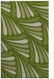 rug #572933 |  green popular rug
