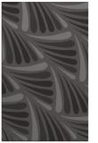 rug #572957 |  brown retro rug