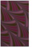 rug #573033 |  purple retro rug