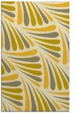 rug #573097 |  yellow rug