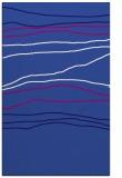 rug #576433    blue-violet rug