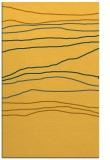 rug #576633 |  light-orange stripes rug