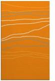 rug #576673    light-orange stripes rug
