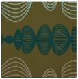 rug #581025 | square mid-brown popular rug
