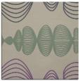 rug #581085 | square purple retro rug