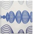rug #581185 | square blue rug