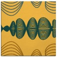 rug #581209 | square light-orange rug