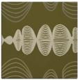rug #581237   square light-green circles rug
