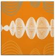 rug #581249 | square light-orange abstract rug