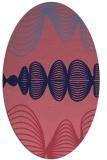 rug #581352   oval abstract rug
