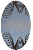 rug #581372 | oval popular rug