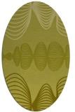 rug #581578   oval abstract rug