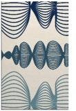 rug #581633 |  white abstract rug