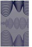 rug #581697 |  blue-violet abstract rug