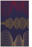 rug #581717 |  blue-violet abstract rug