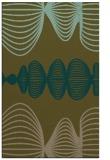rug #581729 |  brown retro rug