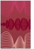 rug #581825 |  pink circles rug