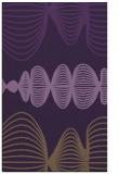 rug #581841 |  mid-brown circles rug