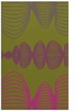 rug #581937 |  light-green rug