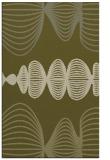 rug #581941 |  light-green abstract rug