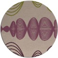rug #582121 | round circles rug