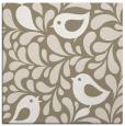 rug #584565 | square mid-brown rug