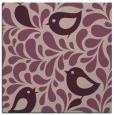rug #584581 | square pink rug