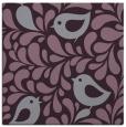 rug #584661   square purple natural rug