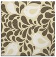 rug #584717 | square yellow animal rug