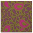 rug #584753   square light-green animal rug