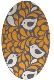 rug #585127   oval natural rug