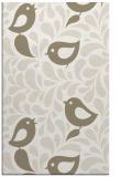 rug #585129 |  white animal rug