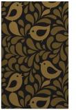 rug #585245 |  black animal rug