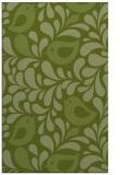 rug #585253 |  green animal rug