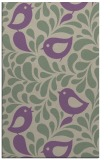 rug #585309 |  purple animal rug