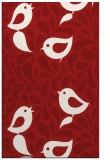 rug #585377 |  red natural rug