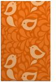 rug #585389 |  red-orange rug