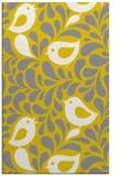rug #585429 |  white animal rug