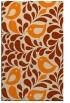 rug #585445 |  orange natural rug